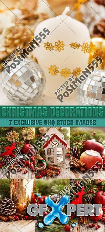 Christmas decorations, 1 - PhotoStock
