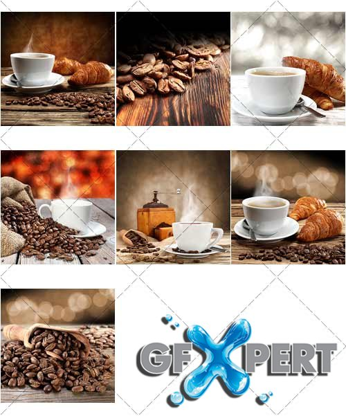 Black morning coffee, 2 - PhotoStock