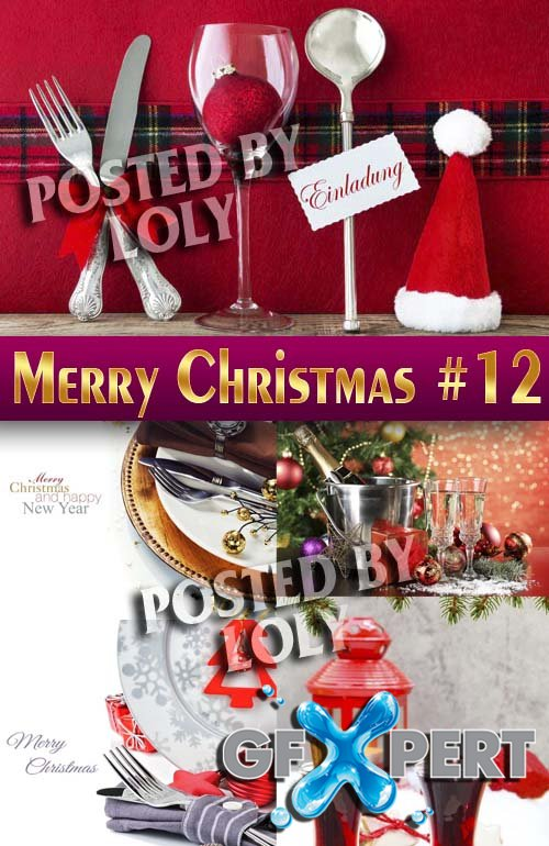 Merry Christmas Designs 2014 #15 - Stock Photo