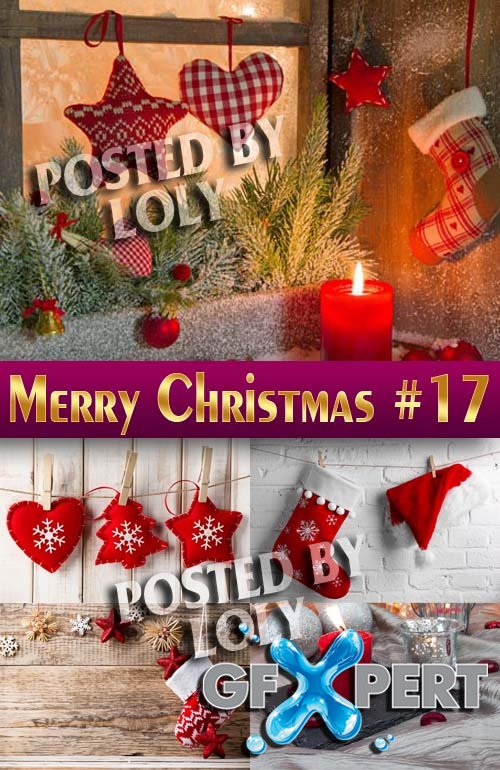 Merry Christmas Designs 2014 #17 - Stock Photo