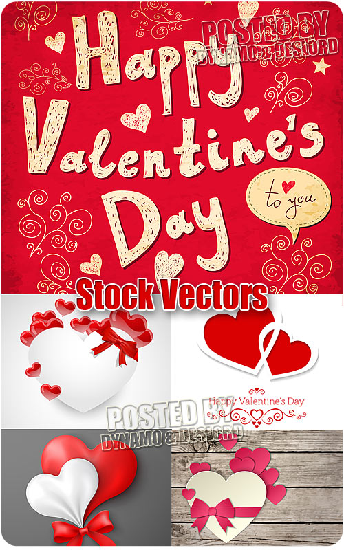 Valentine Day - Stock Vectors