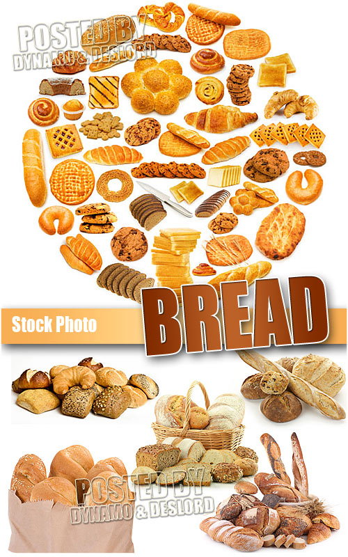Bread - UHQ Stock Photo