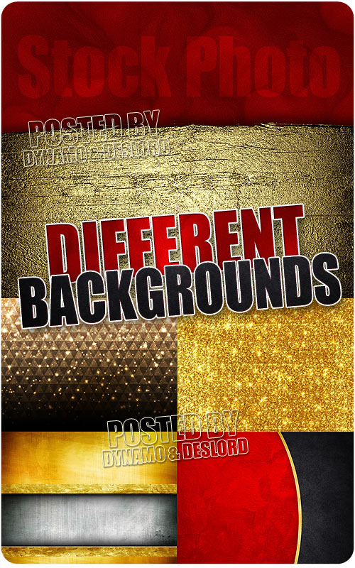 Different backgrounds - UHQ Stock Photo
