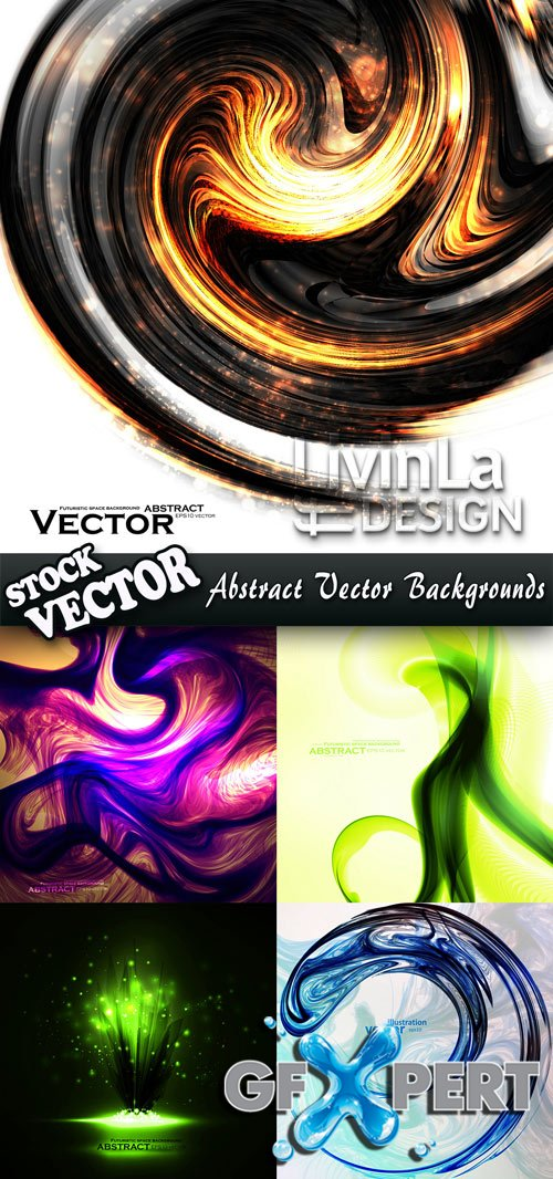 Stock Vector - Abstract Vector Backgrounds