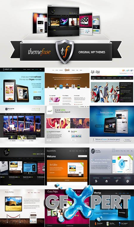 ThemeFuse: CMS WordPress Templates