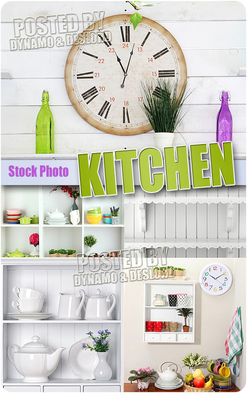 Kitchen - UHQ Stock Photo