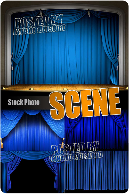 Stage - UHQ Stock Photo