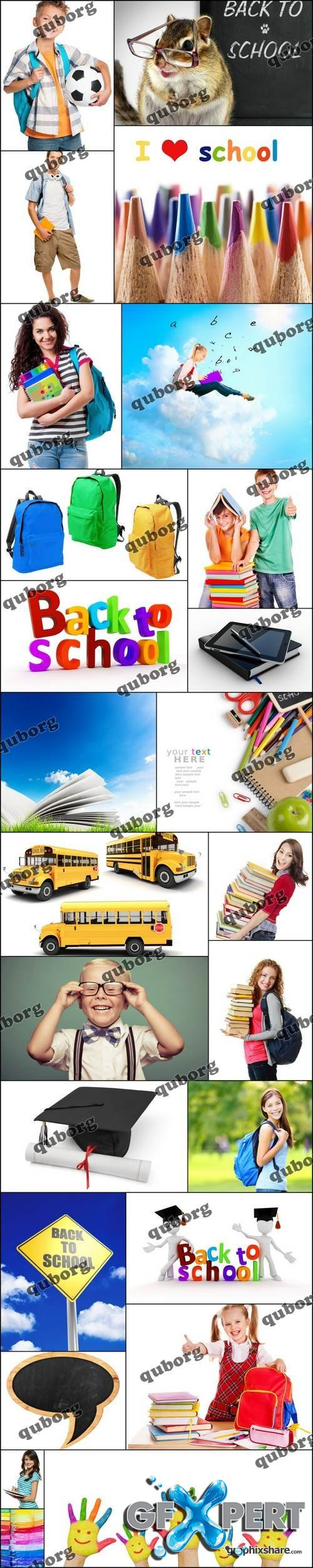 Stock Photos - Back to School 3