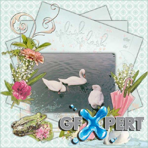 Scrap kit - After The Rain