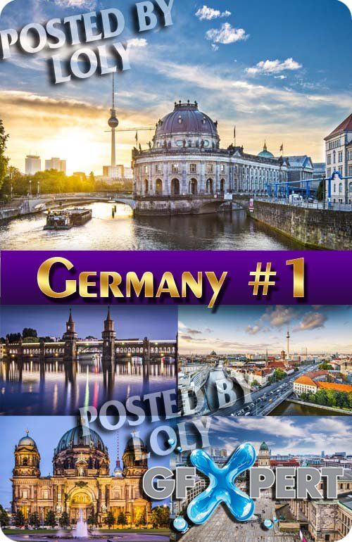 Germany #1 - Stock Photo