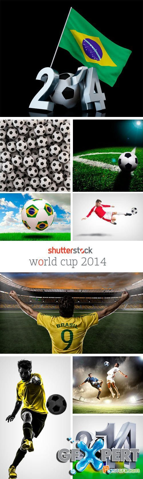 Amazing SS - World Cup 2014, 25xJPGs