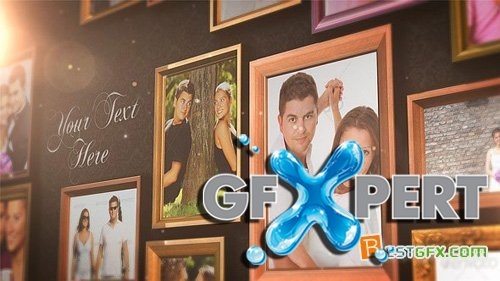 Real Frames Photo Album - Project for After Effects (Videohive)