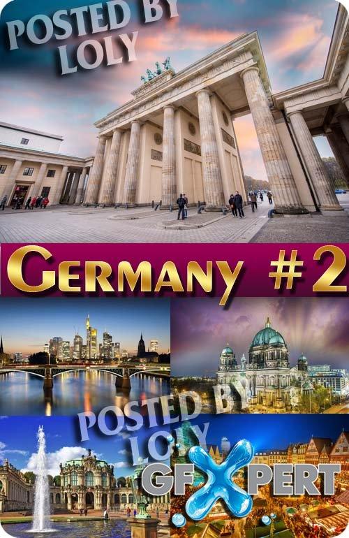 Germany #2 - Stock Photo