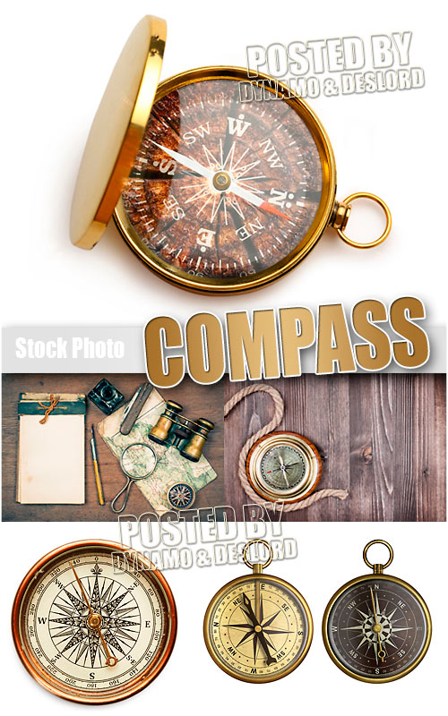 Compass - UHQ Stock Photo