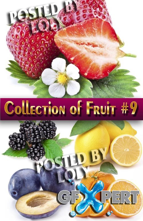 Food. Mega Collection. Fruit #9 - Stock Photo