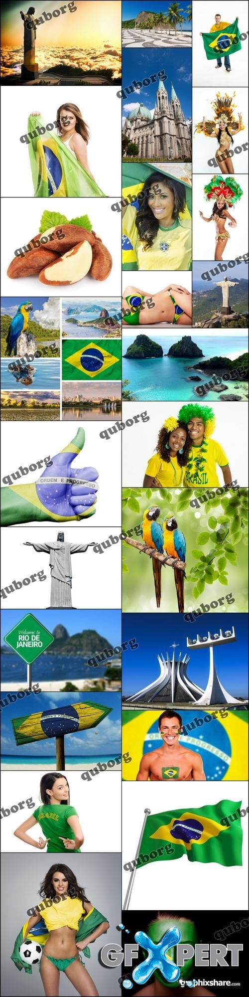 Stock Photos - Amazing Brazil