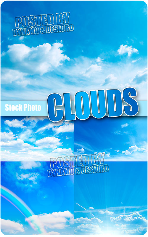 Clouds - UHQ Stock Photo