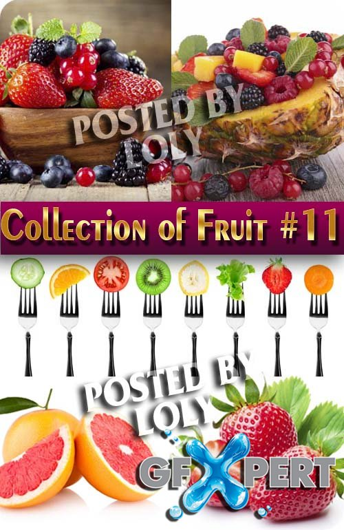 Food. Mega Collection. Fruit #11 - Stock Photo