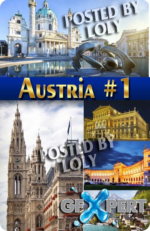 Austria #1 - Stock Photo