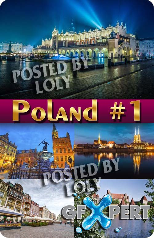 Poland #1 - Stock Photo
