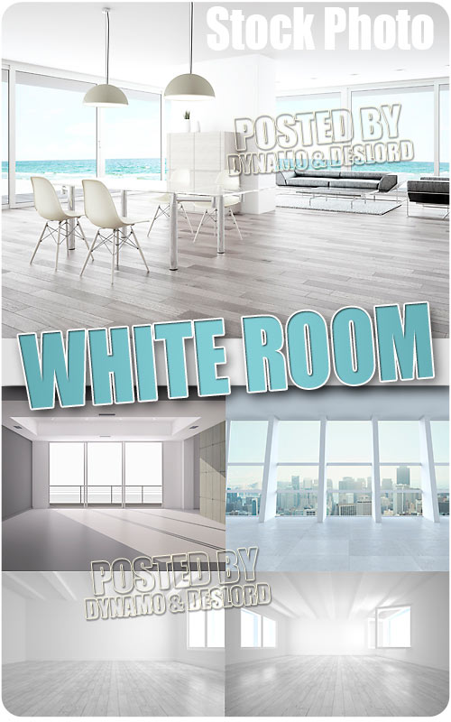 White room - UHQ Stock Photo