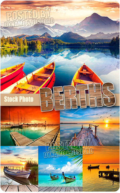 Berths - UHQ Stock Photo