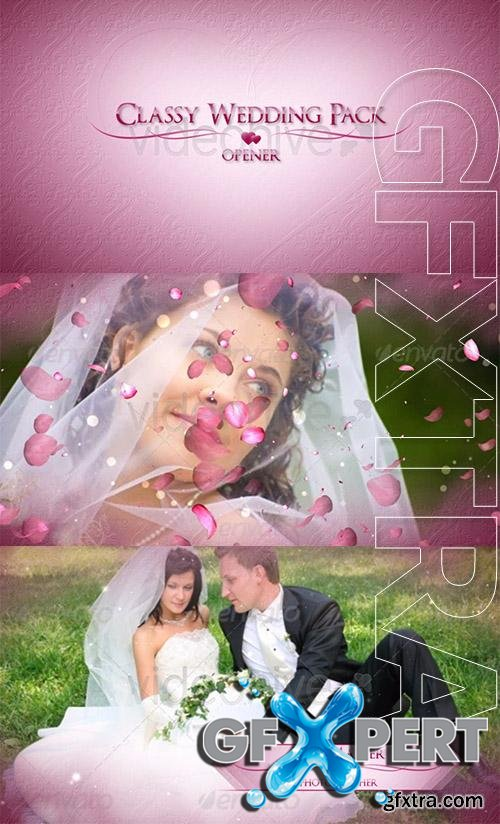 Videohive Classy Wedding Pack 4754076 HD