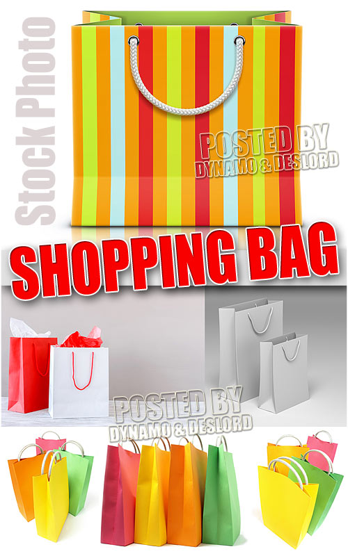 Shopping bags - UHQ Stock Photo