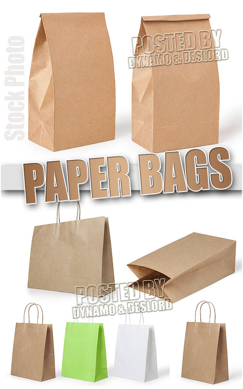 Paper bags - UHQ Stock Photo
