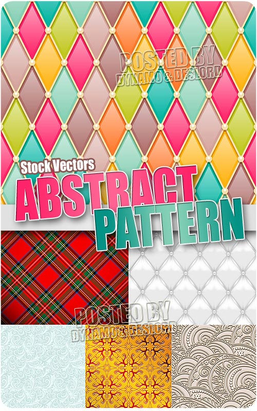Abstract patterns - Stock Vectors