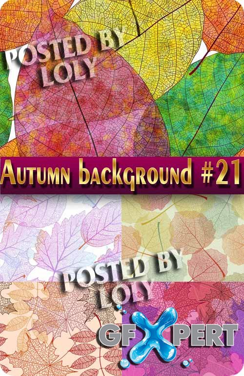 Autumn backgrounds #21 - Stock Vector