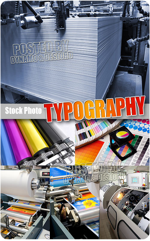 Typography - UHQ Stock Photo
