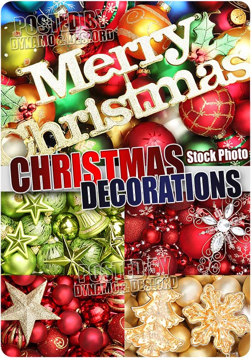 Chistmas decorations - UHQ Stock Photo