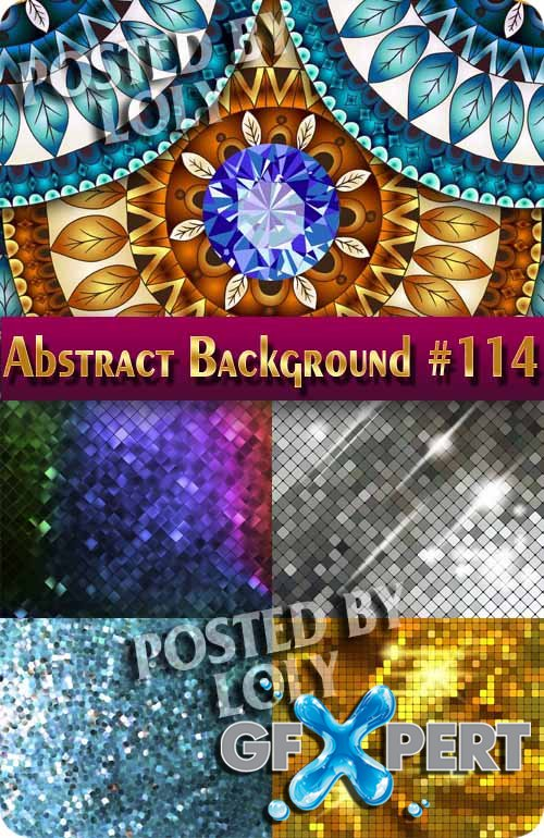 Vector Abstract Backgrounds #114 - Stock Vector