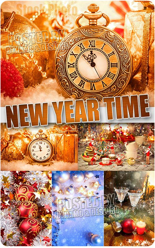 New Year Time - UHQ Stock Photo