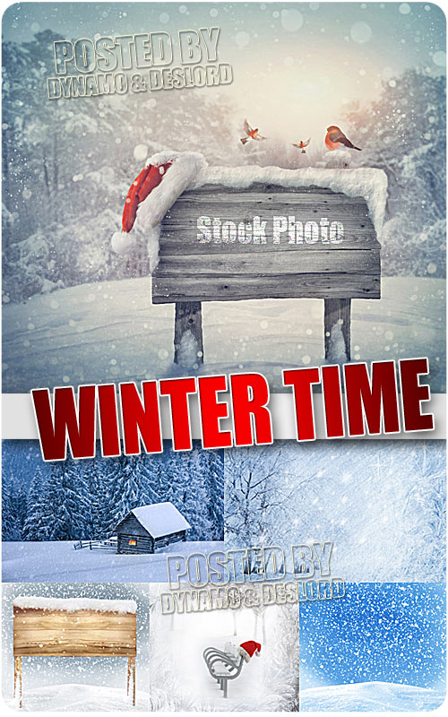 Winter time - UHQ Stock Photo