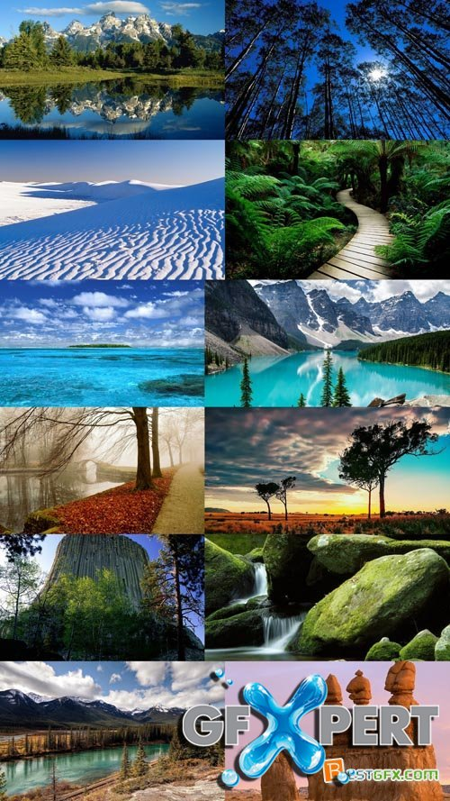 Beautiful Wallpapers of Nature Pack 79