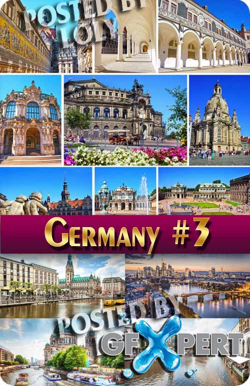 Germany #3 - Stock Photo