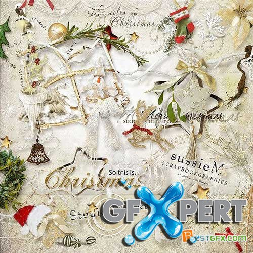 Scrap kit - So This Is Christmas