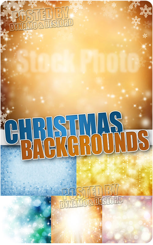 Xmas backgrounds 3 - UHQ Stock Photo