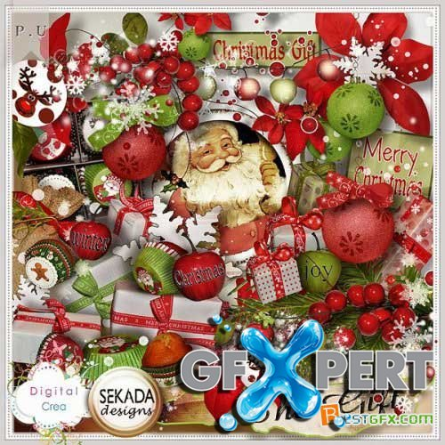 Scrap kit - The Gift