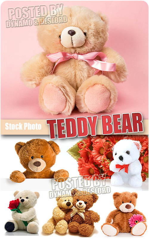 Teddy bear - UHQ Stock Photo