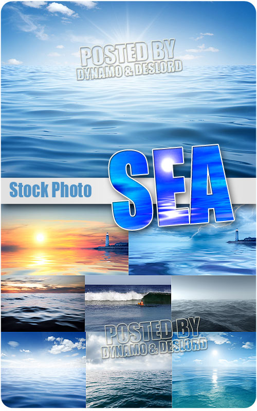 Sea - UHQ Stock Photo