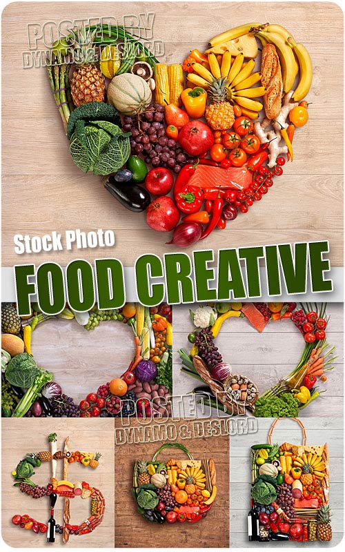 Food Creative - UHQ Stock Photo