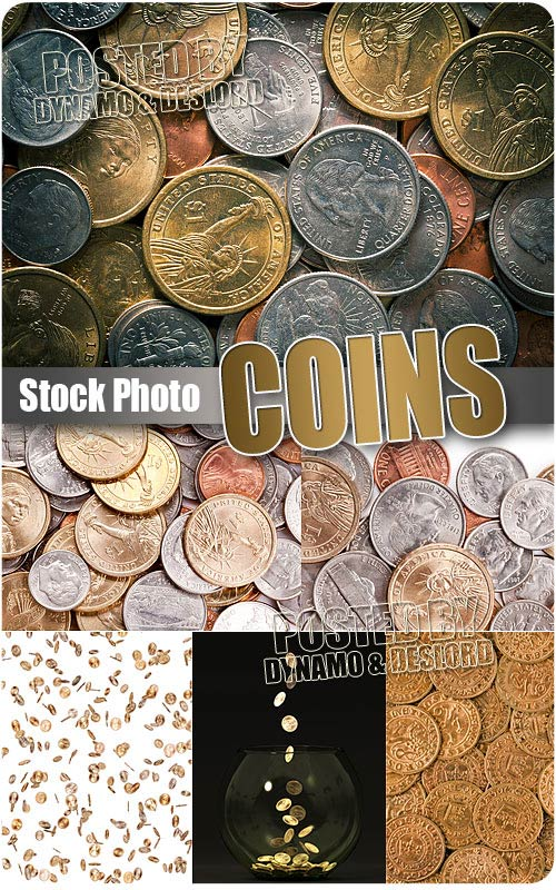 Coins - UHQ Stock Photo