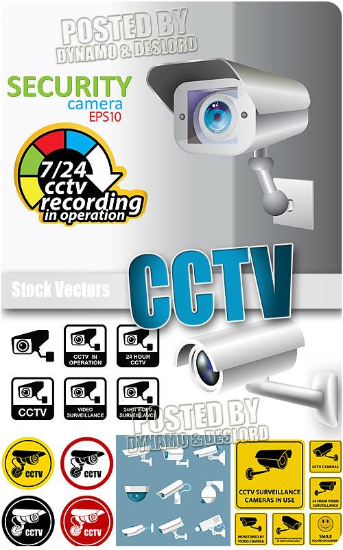 Free Cctv Stock Vectors Download