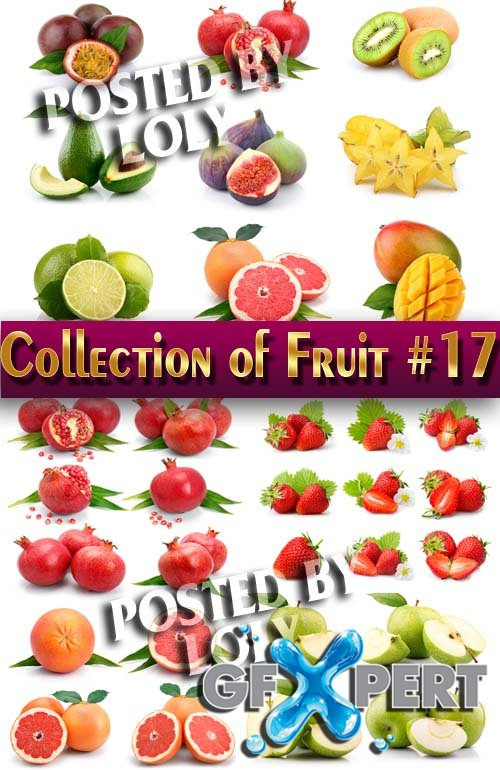 Food. Mega Collection. Fruit #17 - Stock Photo