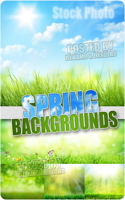 Spring backgrounds - UHQ Stock Photo