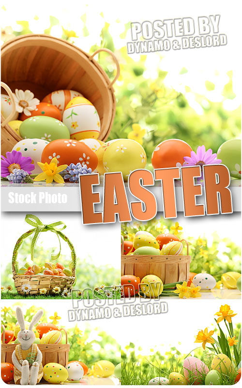 Easter - UHQ Stock Photo