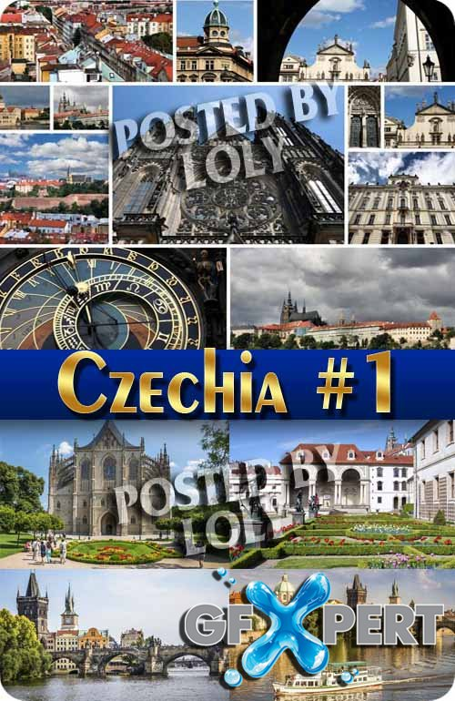 Czechia #1 - Stock Photo
